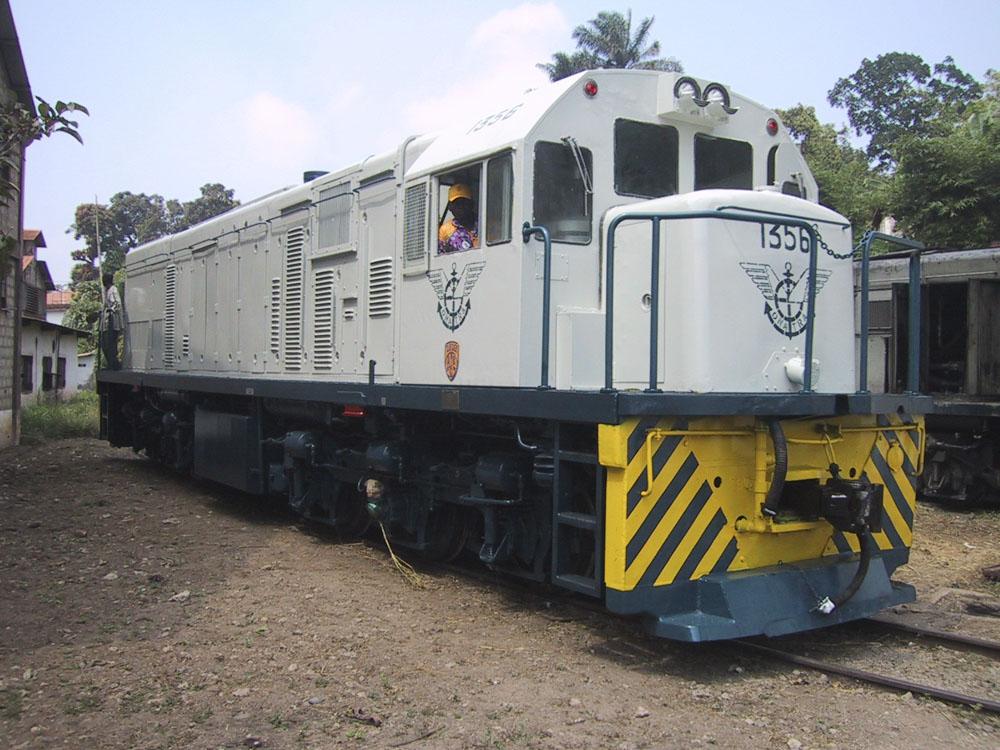 Train avec moteur ABC
