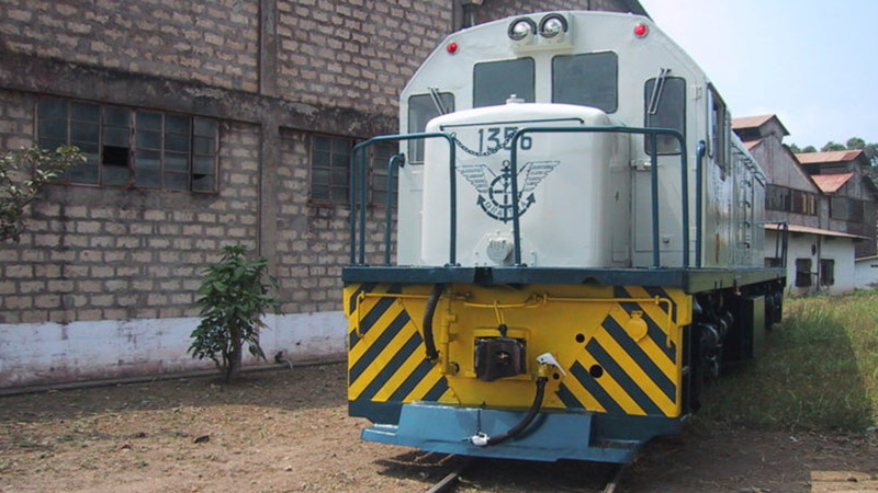 Moteur de train